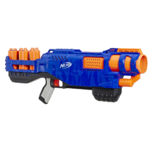 Nerf Elite Trilogy DS 15 szivacskilövő